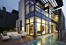 Dream House / All the elements I wish I had in my home!