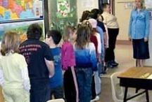 School Ideas / Mrs. Schectman's class!