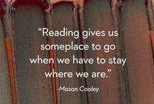 Books read and to read