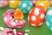 Easter Party Ideas / by Birthday in a Box