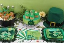 St. Patricks Day Party Ideas / Don't get pinched on St. Patricks Day! Here's a potful of golden ideas to help you get your green on. / by Birthday in a Box