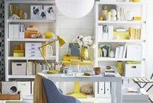 Office Space / by Jennifer A. Merrett
