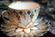 Tea Time / by Cali Dobbins