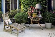 Terrace  & Courtyard Entertaining / by The Arts by Karena