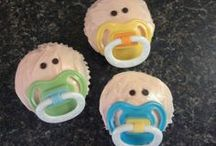 Baby Shower Ideas / Baby shower ideas - decorations, invitations, tableware and favors. See more party supplies at BirthdayInaBox.com. / by Birthday in a Box