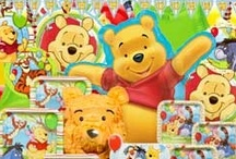Winnie the Pooh Party Ideas / by Birthday in a Box