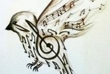 Tattoos <3 / by Dena Campbell