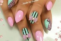 NAiL SHOP  / NAiL DESiGNS  / by ♛Lene Gonzalez♛