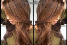 HAiR SALON ✂ / HAiR COLOR & STYLES! / by ♛Lene Gonzalez♛