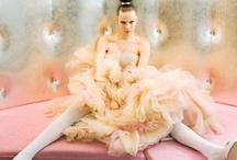 Just Peachy / by Lady à la Mode