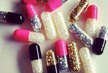 Glitter Is My Favorite Color / by Lady à la Mode
