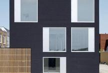 ARCHITECTURE / huizen, bouw, stijl, architectuur