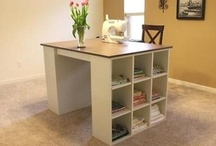 Sewing Room Ideas / by Wandy Aponte
