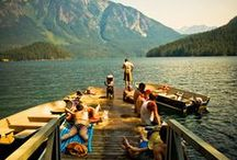 Camping / Camping ideas in the Pacific Northwest and Utah. Tips for camping with kids and babies.