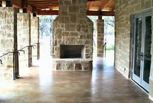 (Concrete) Flooring / by Lisa Smith