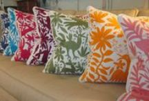 Empress of the Eye & Giveaway  / Exquisite Pillow and Fabrics