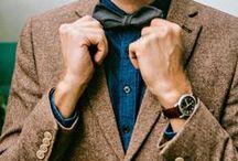 Sharp Dressed Man / by Chelsea Diamond