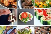 Paleo Eats / Recipes for Whole30 paleo challenge, paleo eating, and paleo-inspired lifestyle
