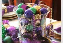 Mardi Gras Party Ideas / by Birthday in a Box