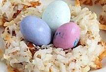 Easter Recipes & Inspirations