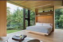 bedrooms / by Meg Humrich