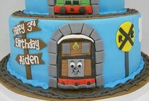 Thomas and Friends Party Ideas / Thomas and friends party ideas - decorations, invitations, tableware and favors. See more party ideas at BirthdayInaBox.com. / by Birthday in a Box