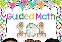 Math Stations/Guided Math