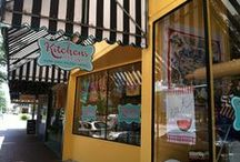 Kitchen Boutique / A magical place in Savannah, Ga filled with delightful gadgets and decor that will make you and your kitchen smile!