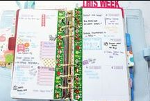 Planning by Angel / Kikki K Planners, Plan With Me Series, Cute / Kawaii Stationeries, Stationery Hoarder
