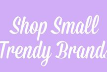 Shopping Small / Handmade brands