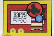 Birthday Cards / by Michelle Wicker