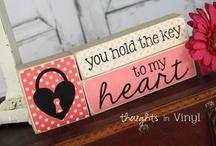 Love, Valentines / by Michelle Wicker