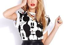 Mickey Mouse print / by Nadin Knk