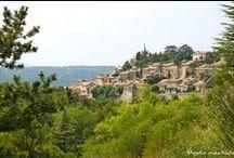 La Provence プロヴァンス / プロヴァンスの風景、空気感