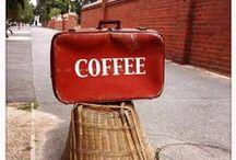 Coffee travels
