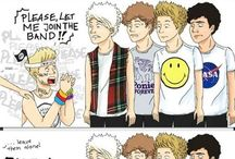 1D & 5SOS life✌️ / This is our life