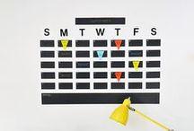 #diymaniacas enero 15 calendarios