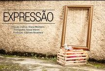 "Issue #2 - ""Expressão"" editorial"