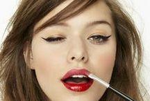 Smoldering Makeup / A little makeup inspiration to go with your Oh La La Cheri lingerie