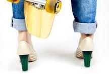 .SS/15 COLLECTION. / Look Book de TouTou Shoes