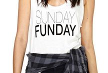 Sunday Outfits / Casual Sunday outfits
