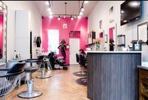 Tour Blowout Salon / blowout is a chic, urban-boutique salon offering on-the-go looks and gorgeous styles… Come visit us at 10 Cattano Ave, Morristown, NJ 07960