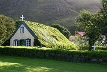 green roof and walls / green roof and walls