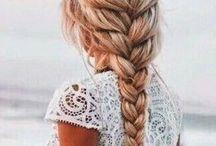 Coiffure / Tuto coiffure ou soin naturel pour les cheveux !