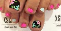 Toes Nail art & Design