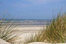 Sandy Blue Beach
