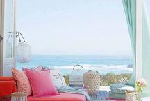 Colorful Beachhouse