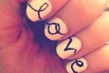Nails I love <3 / Nails I love!!!! / by Karen and Hannah