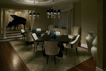 Dining Rooms / Various environments in which to EAT!