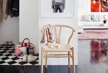 Home ideas I love / by Rachel Woolfe
